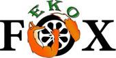 Flyttfirma EKOFOX Logo
