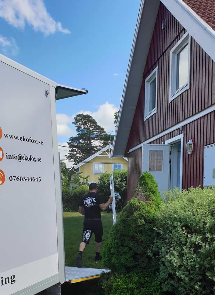 Flytthjälp - Stockholm flyttfirma